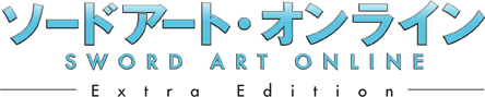 sword art online extra logo